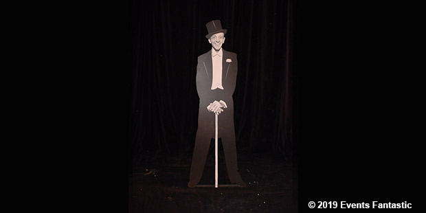 Fred Astaire Flat Event Backdrop image