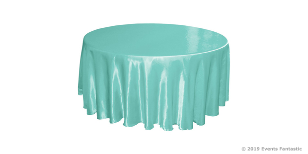 Tiffany Satin Table Cloth